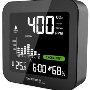 CO2-Messgerät WL1025 mit Akku