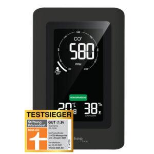 CO2 Messgerät WL1030 Testsieger Stiftung Warentest 2021
